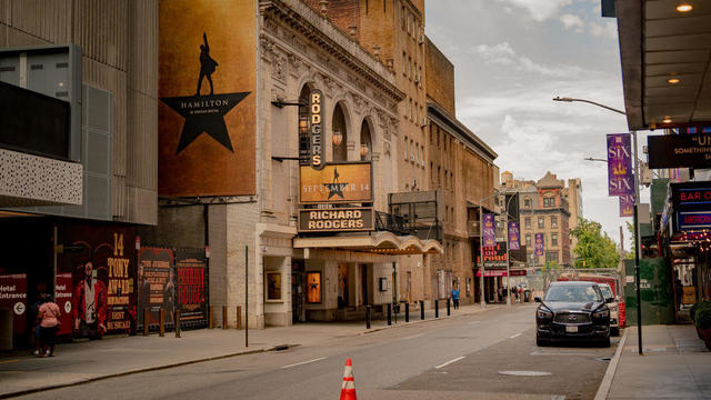 Broadway's Back as New York Pins Covid Comeback Hopes on Culture