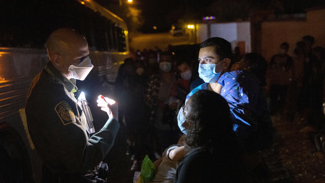 Rio Grande Valley In Texas Sees Highest Numbers Of Migrant Crossings In Decades