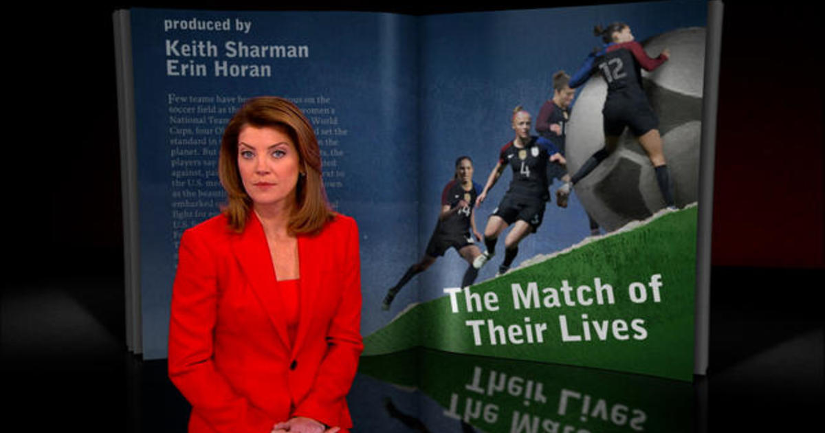 60 Minutes Archive: The Match of Their Lives