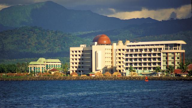 Western Samoa, Island Of Upolu, Government House