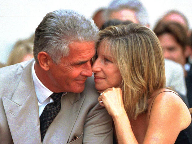 US actor James Brolin and his singer-actress wife