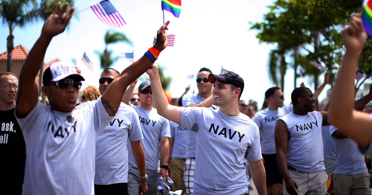 LGBTQ veterans discharged for their gender identity or sexual orientation to receive VA benefits