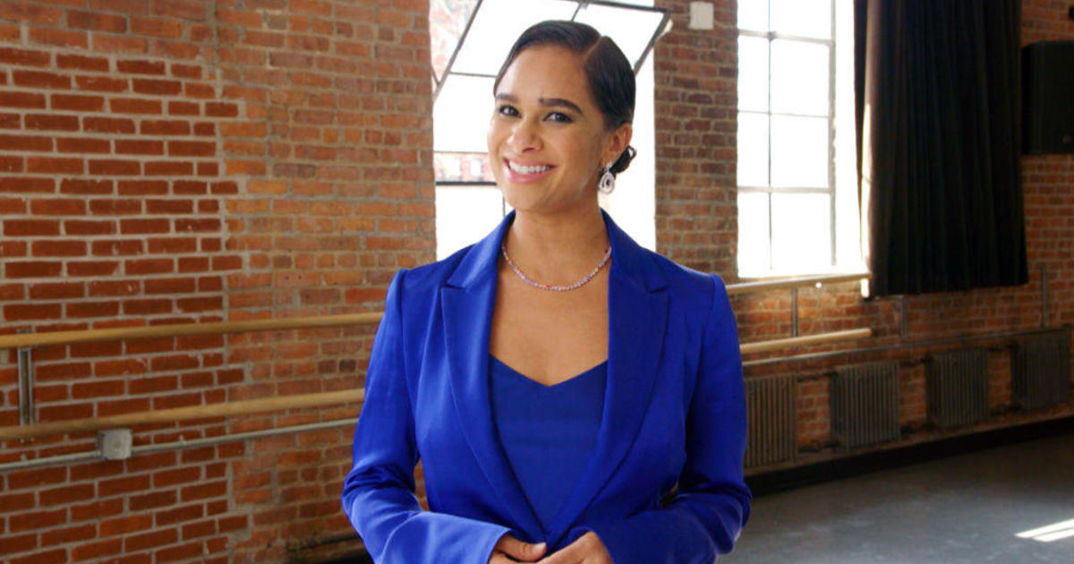 Ballerina Misty Copeland credits her success to the Boys & Girls Clubs of America