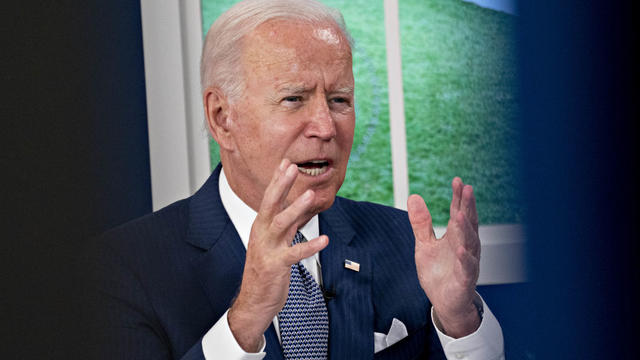 President Biden Hosts Virtual Covid-19 Summit