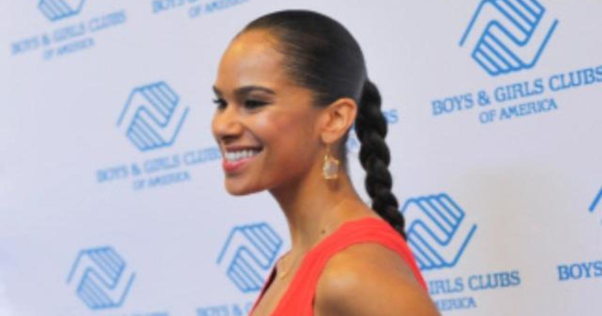 Misty Copeland and the Boys & Girls Clubs of America's 2021 Youth of the Year winner