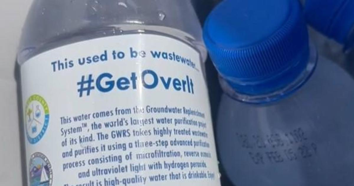 Purified wastewater as drinking water? Silicon Valley hopes to make it part of battle against epic drought