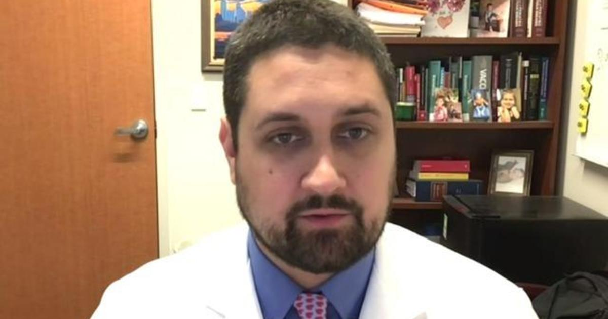 Infectious disease specialist on COVID-19, CDC decision on Pfizer booster shots