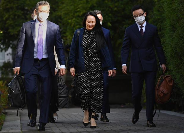 Huawei CFO Meng Reaches Deal With DOJ To Return To China