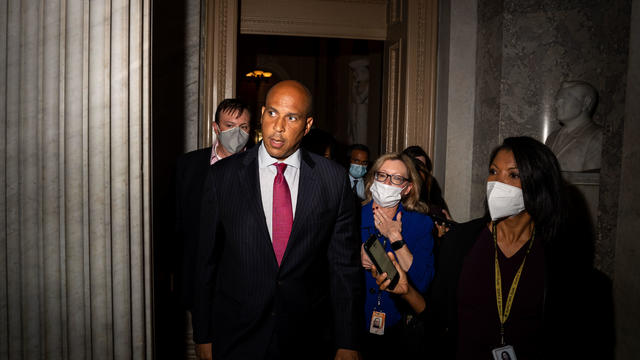 Senate Police Reform Bill talks Crumble