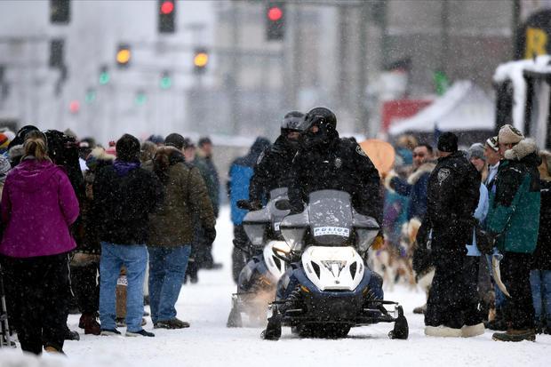 2020 Iditarod Sled Dog Race
