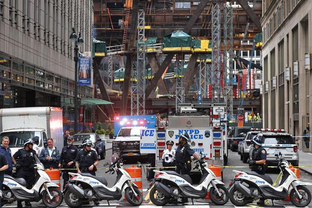 Extinction Rebellion Holds Protest In New York City
