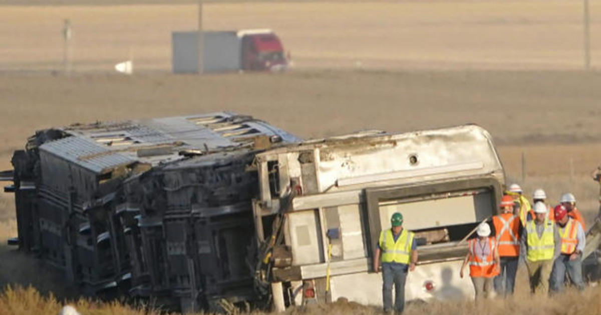 3 dead, dozens more injured after Amtrak train derailment in Montana