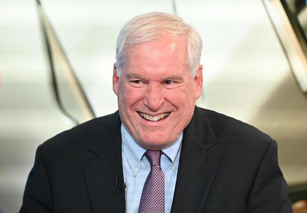 Boston Federal Reserve President Eric Rosengren Visits Fox Business News