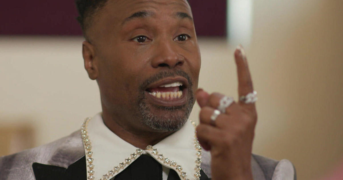 """Billy Porter: """"Dream the impossible, because the impossible is possible"""""""