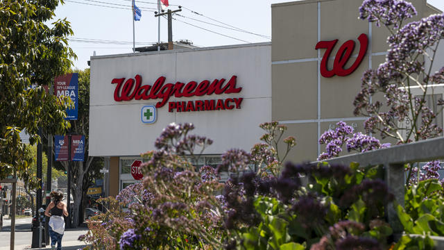 A Walgreens Boots Alliance Store Ahead Of Earnings Figures