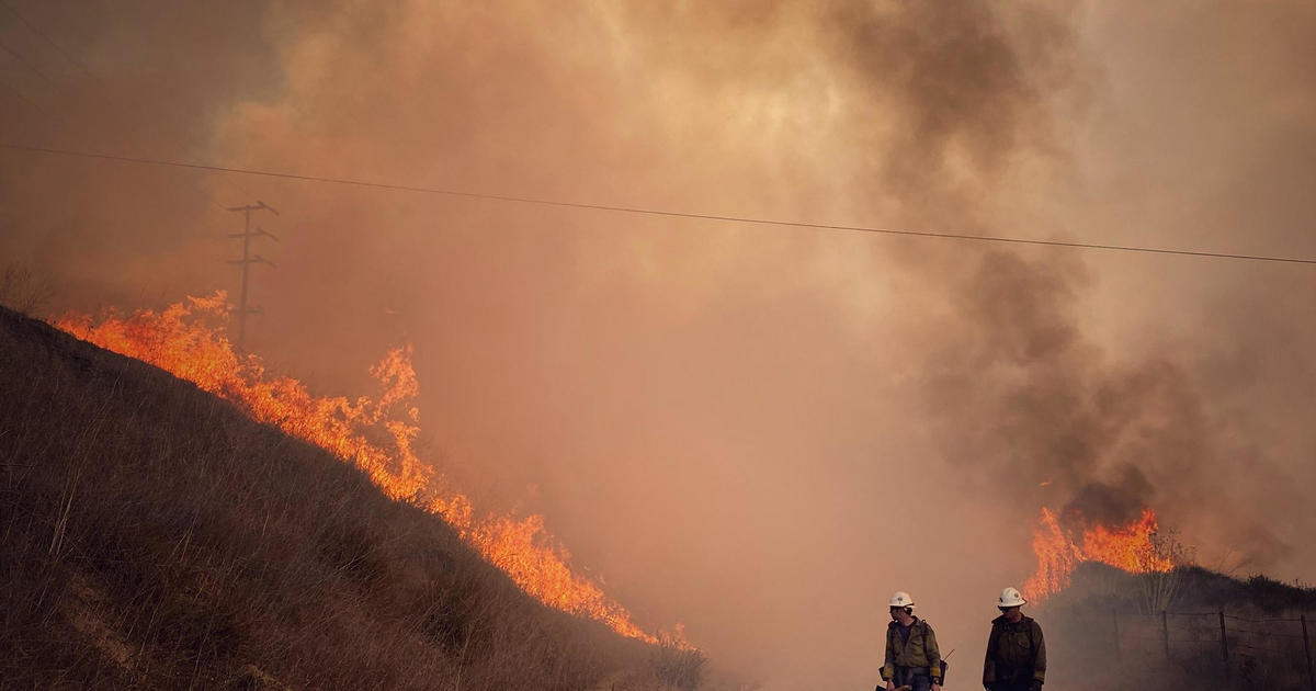 Evacuation orders, power shutoffs and wind advisories issued as Alisal Fire rages in California