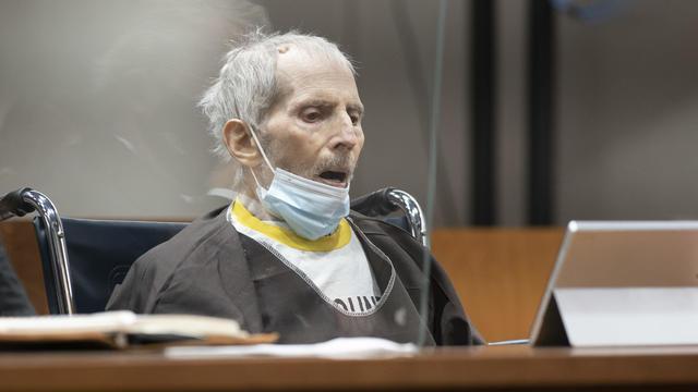 robert durst trial sentencing susan berman