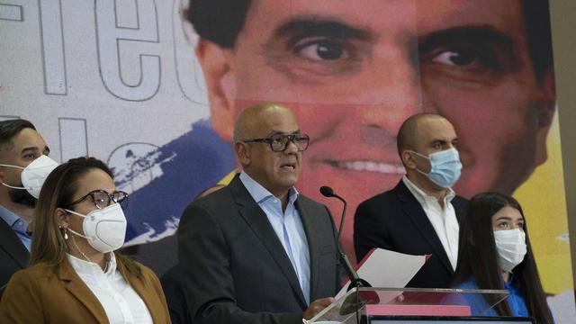 Venezuela US Fugitive