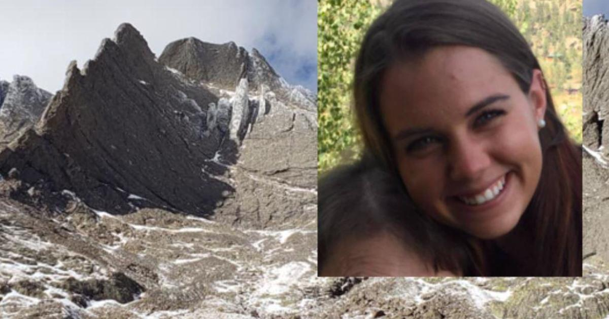 Body of woman recovered from Colorado mountain 5 days after she sent message for help