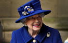 FILE PHOTO: Britain's Queen Elizabeth and Anne, Princess Royal, attend a Service of Thanksgiving to mark the Centenary of the Royal British Legion at Westminster Abbey