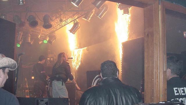 The Station Nightclub fire