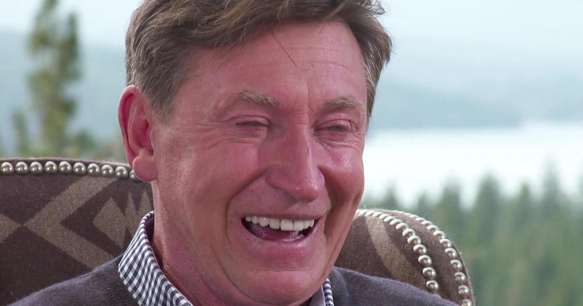 The secret of Wayne Gretzky's success