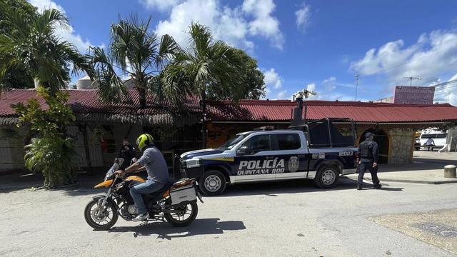 Mexico Violence Tulum