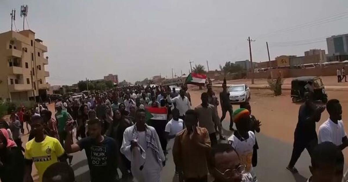 Sudan coup: Military arrests prime minister, dissolves government hoping to transition to democracy