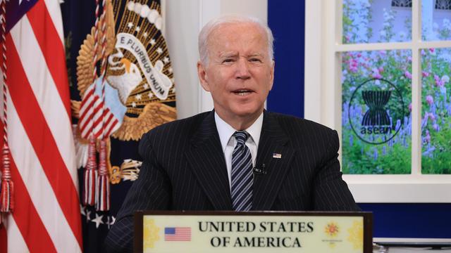 President Biden Virtually Joins Annual US-ASEAN Summit