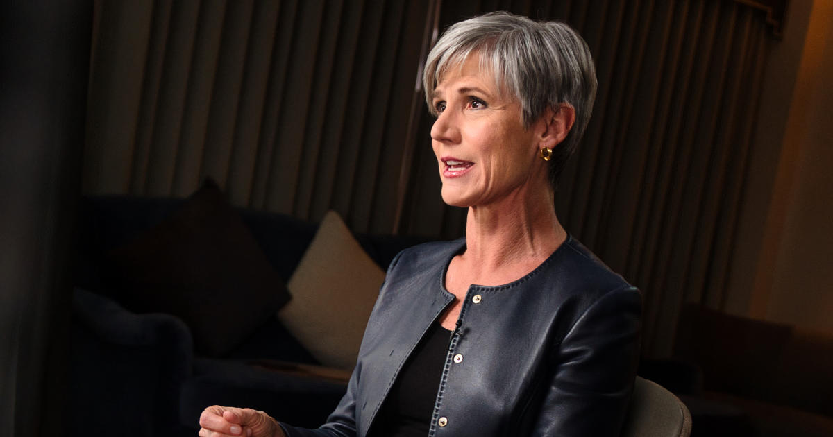 """""""You have cancer"""": Sally Yates opens up about her diagnosis and what she wants other women to know"""